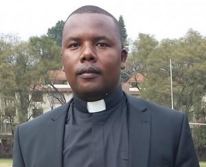 Rev. Fr. Simon Ng'ang'a